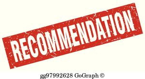 Recommendation clipart transparent download Recommendation Clip Art - Royalty Free - GoGraph transparent download