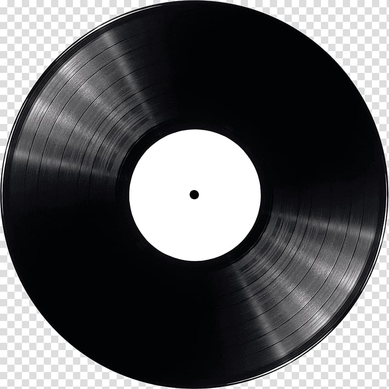 Record album clipart clip library download Black vinyl record album, Phonograph record LP record Record ... clip library download