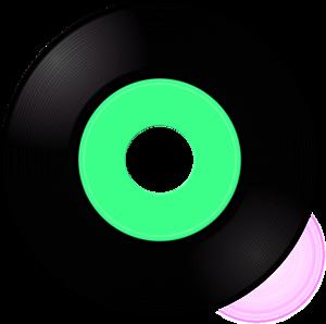 Record album clipart svg 45 Record Album - color | Clipart Panda - Free Clipart Images svg