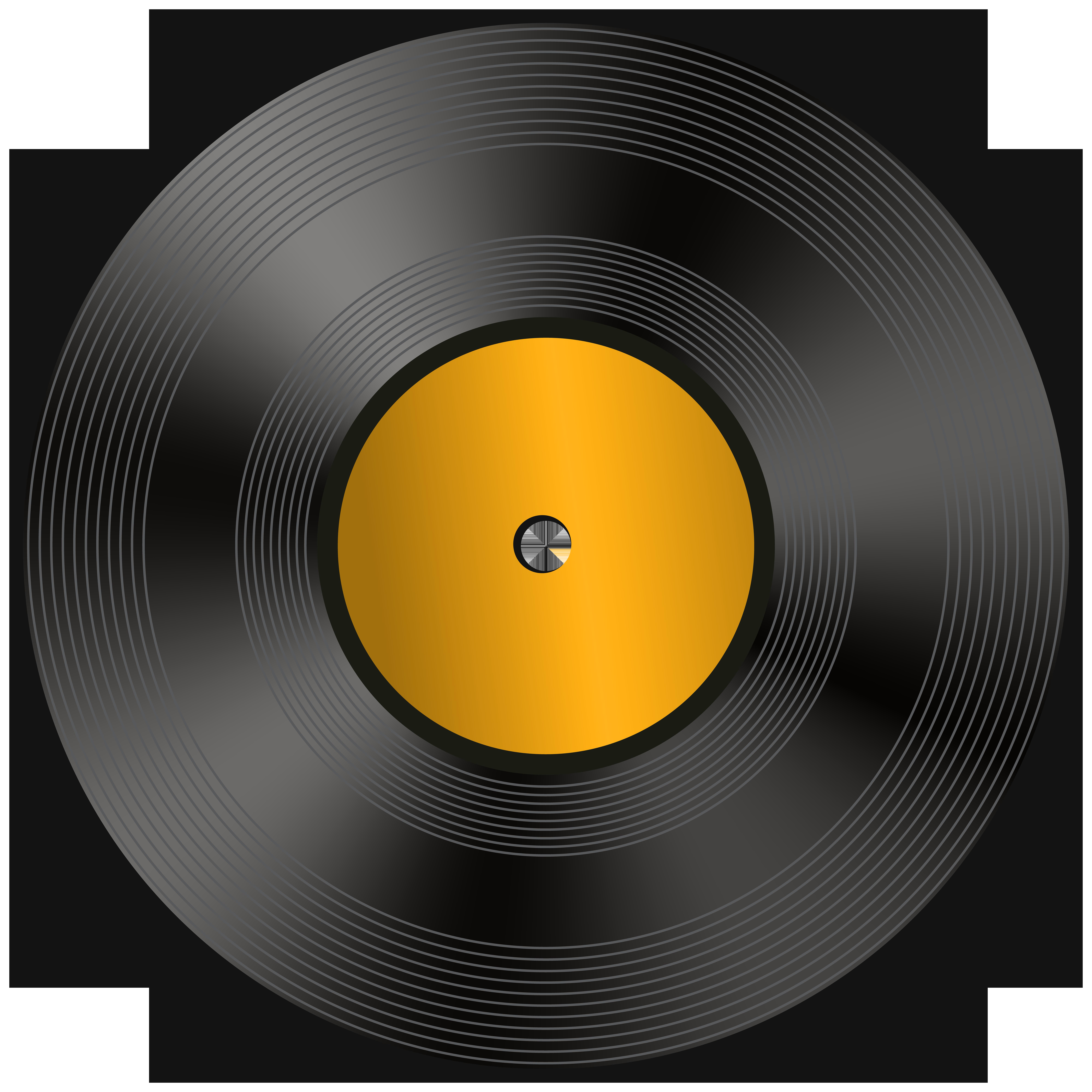 Vinyl Record PNG Clip Art Image | Gallery Yopriceville ... clip art stock