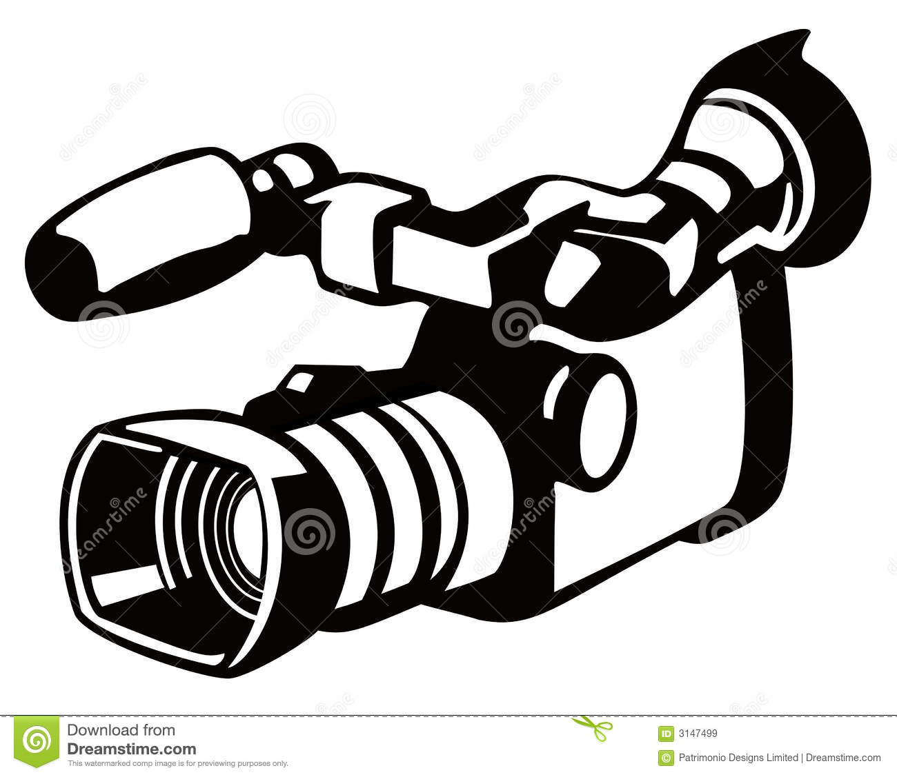 Recording camera clipart image royalty free download Movie Camera Clipart | Free download best Movie Camera ... image royalty free download