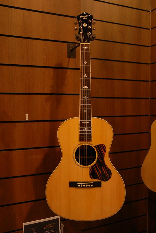Recording king library Recording King Studio Series RP1-327 | Vintage Guitar® magazine library
