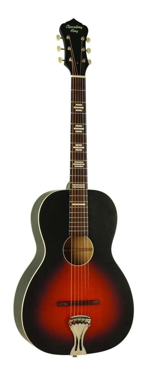 Recording king png download Recording King Introduces Dirty 30's Harmonella Acoustic Guitars ... png download