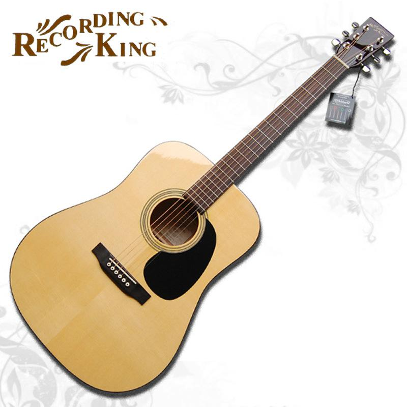 Recording king banner royalty free 2017 King Recording Of Recording King Rd 06 Acoustic Guitar Board ... banner royalty free