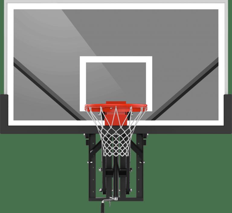 Rectangle backboard basketball hoop clipart vector freeuse download Professional Basketball Hoops | Breakaway Basketball Goals vector freeuse download