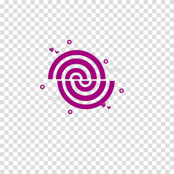Recursos clipart banner freeuse library RECURSOS, purple spirals illustration transparent background ... banner freeuse library