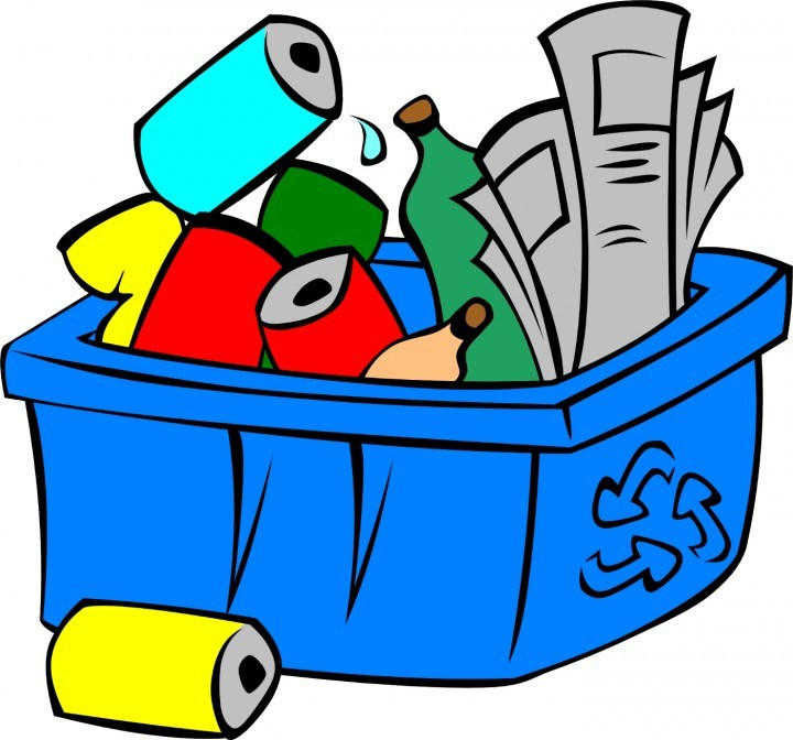 Recyclables clipart png library download Recyclable waste clipart 6 » Clipart Portal png library download
