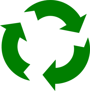 Recycle arrow clipart freeuse Green Arrows Recycle Clip Art at Clker.com - vector clip art ... freeuse