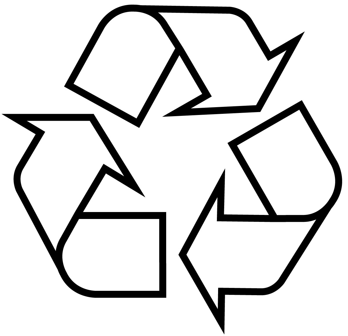 Recycle arrow clipart clipart royalty free library Recycle Arrows | Free Download Clip Art | Free Clip Art | on ... clipart royalty free library