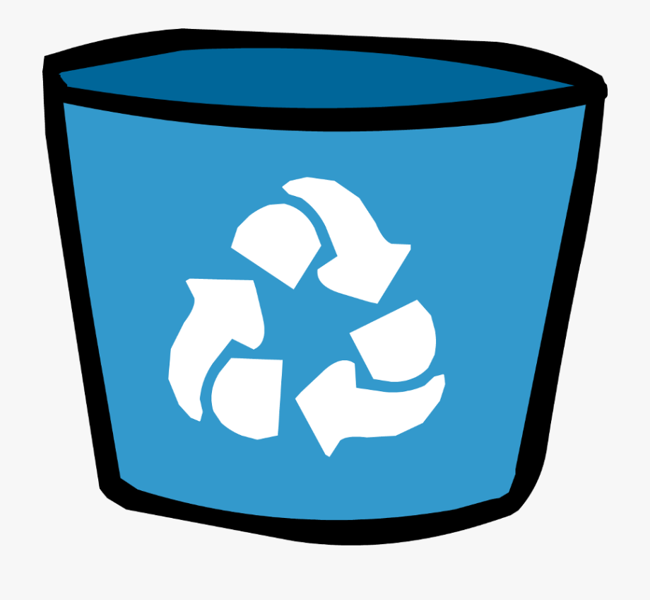 Image - Recycle Bin - Png - Club Penguin Wiki - The ... clip transparent stock