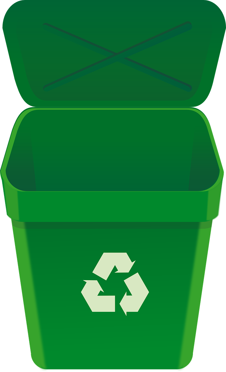 84+ Recycling Bin Clipart | ClipartLook jpg freeuse