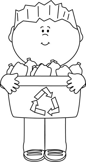Recycle clipart black and white picture transparent library Recycle clipart black and white   bkmn - Clip Art Library picture transparent library