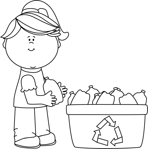 Recycle clipart black and white download Recycle clipart black and white 5 » Clipart Station download