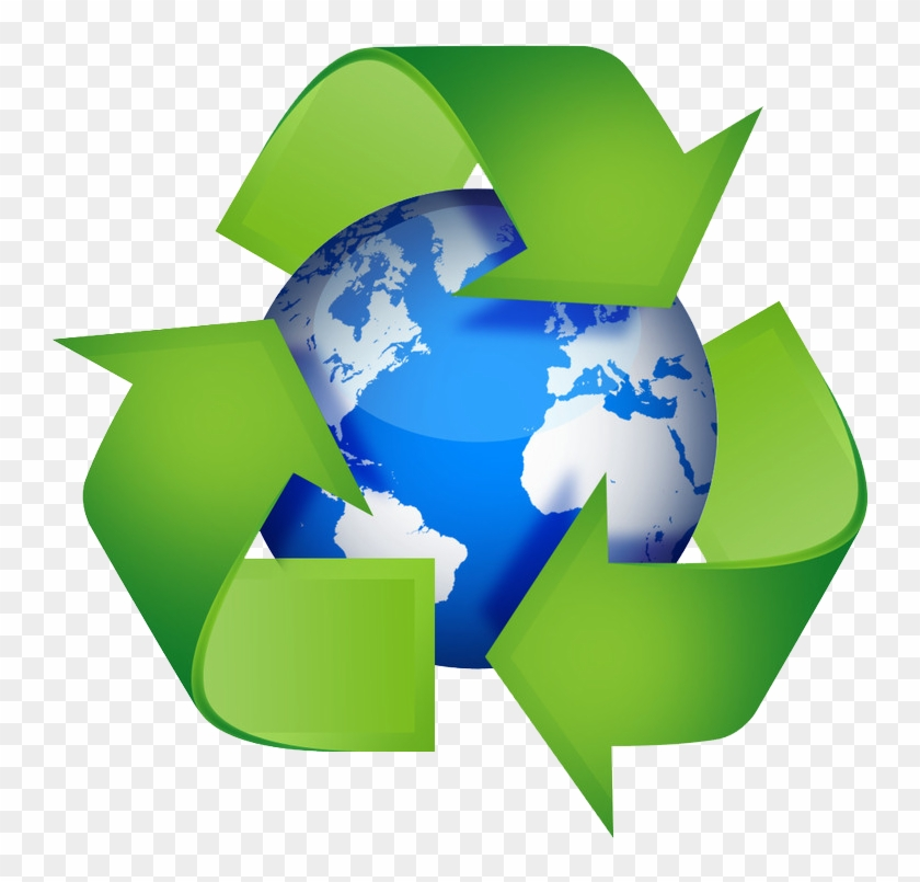 Recycle earth clipart clipart download Earth Clip Recycling - Earth Day Recycling, HD Png Download ... clipart download