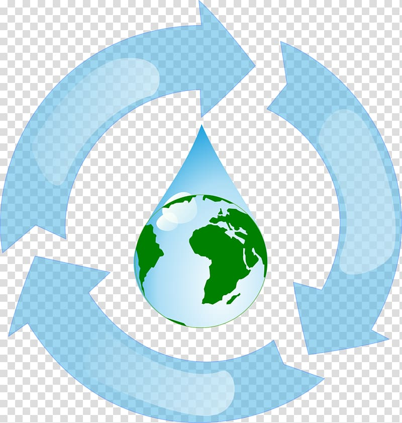 Recycle earth clipart image royalty free library Reclaimed water Recycling symbol , recycle transparent ... image royalty free library