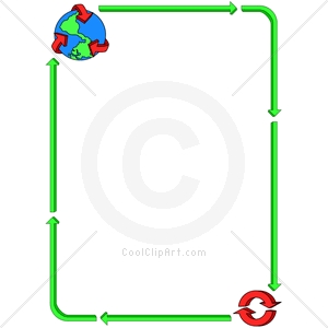 Recycling borders clip art graphic transparent Recycling borders clip art - ClipartFest graphic transparent