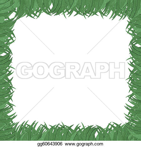 Recycling borders clip art clipart download Stock Illustrations - Border of green grass texture made by ... clipart download