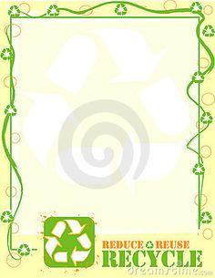 Recycling borders clip art jpg free School Clip Art Borders | Home » Product Catalogue » Borders ... jpg free