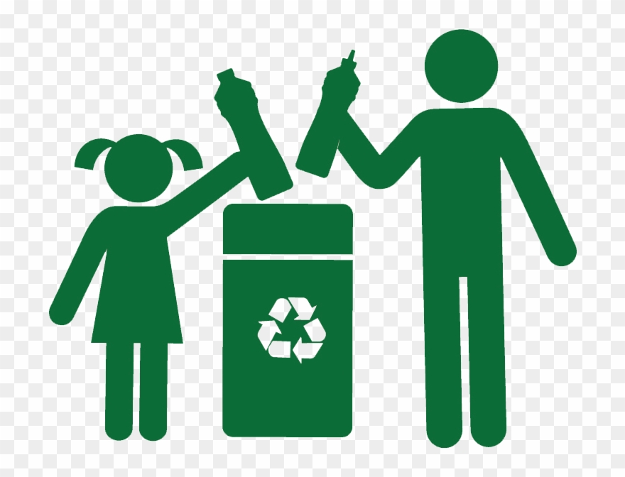Thanks For Recycling - Recycling Clipart (#3573666) - PinClipart picture free