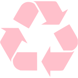 Recycling computer hardware clipart pink jpg library download Pink recycle sign icon - Free pink recycle icons jpg library download