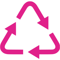 Recycling computer hardware clipart pink freeuse download Barbie pink recycling icon - Free barbie pink recycling icons freeuse download
