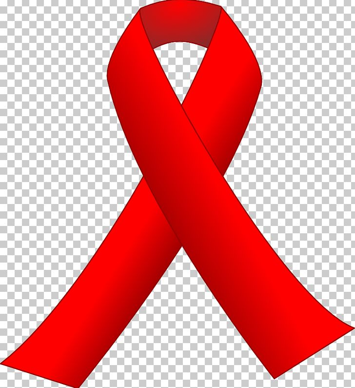 Red aids ribbon clipart svg library download Red Ribbon Awareness Ribbon PNG, Clipart, Aids, Awareness ... svg library download