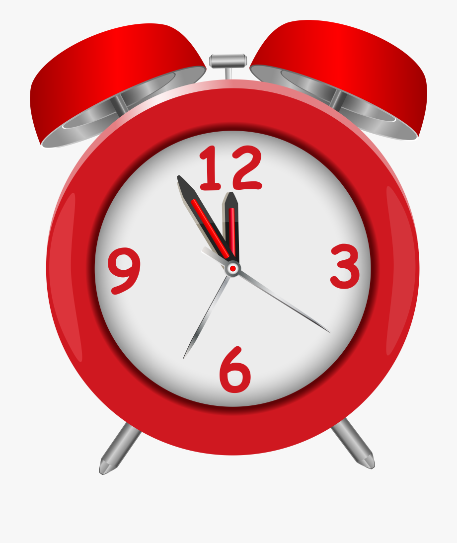 Red alarm clock clipart picture royalty free download Red Alarm Clock Red Png Clip Art #92900 - Free Cliparts on ... picture royalty free download