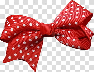 Red and white checked bow clipart jpg library library Polkaribbon, red and white polka-dot bow transparent ... jpg library library