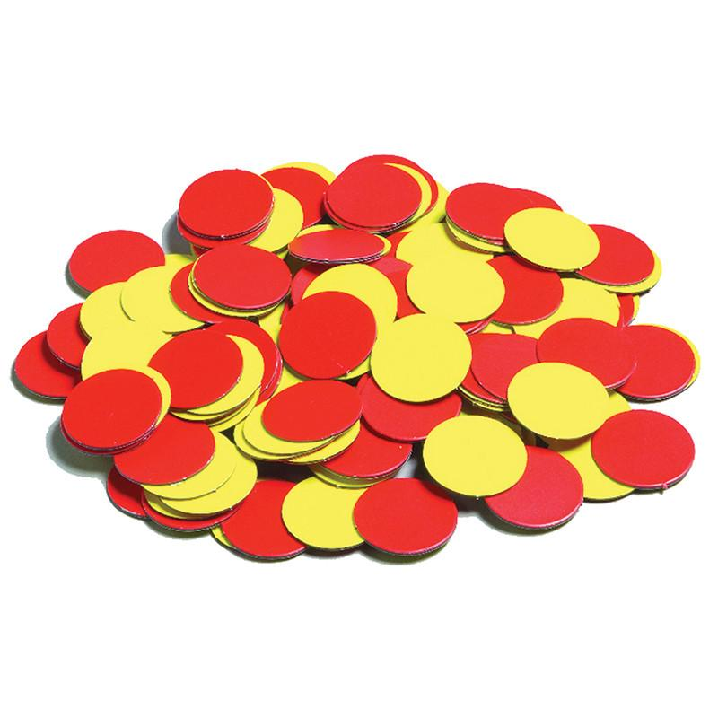 Red and yellow counters clipart transparent download #14326 MAGNETIC TWO-COLOR COUNTERS transparent download