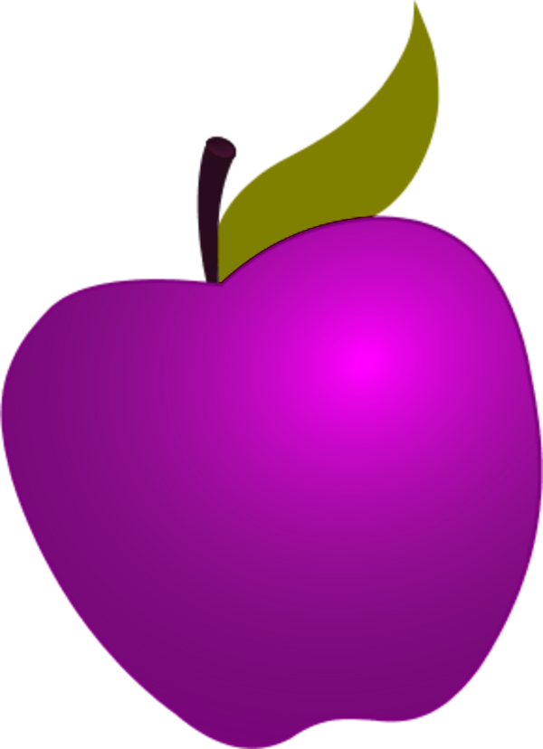 Red apple outline clipart svg royalty free Free Red Purple Cliparts, Download Free Clip Art, Free Clip Art on ... svg royalty free