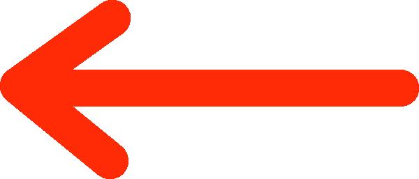 Red arrow clip art clipart transparent download Red Arrow Clip Art at Clker.com - vector clip art online, royalty ... clipart transparent download