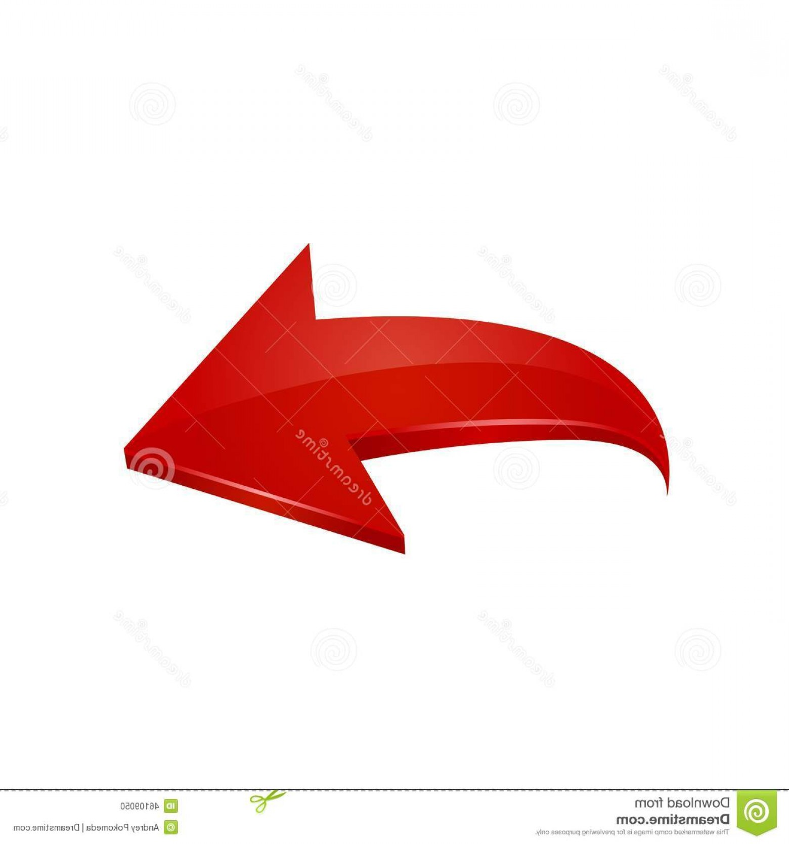 Red arrow graphic banner freeuse library Top Red Arrow Vector Picture | Vectory banner freeuse library