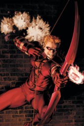 Red arrow images svg royalty free Roy Harper (comics) - Wikipedia svg royalty free