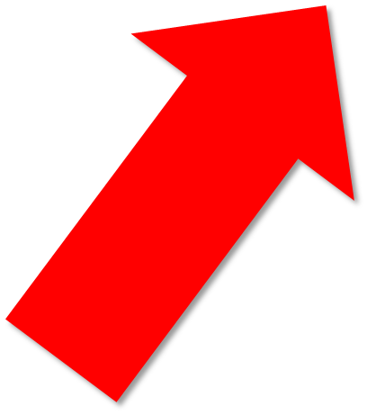 Red arrow pointing left png royalty free Red arrow pointing up - ClipartFest png royalty free