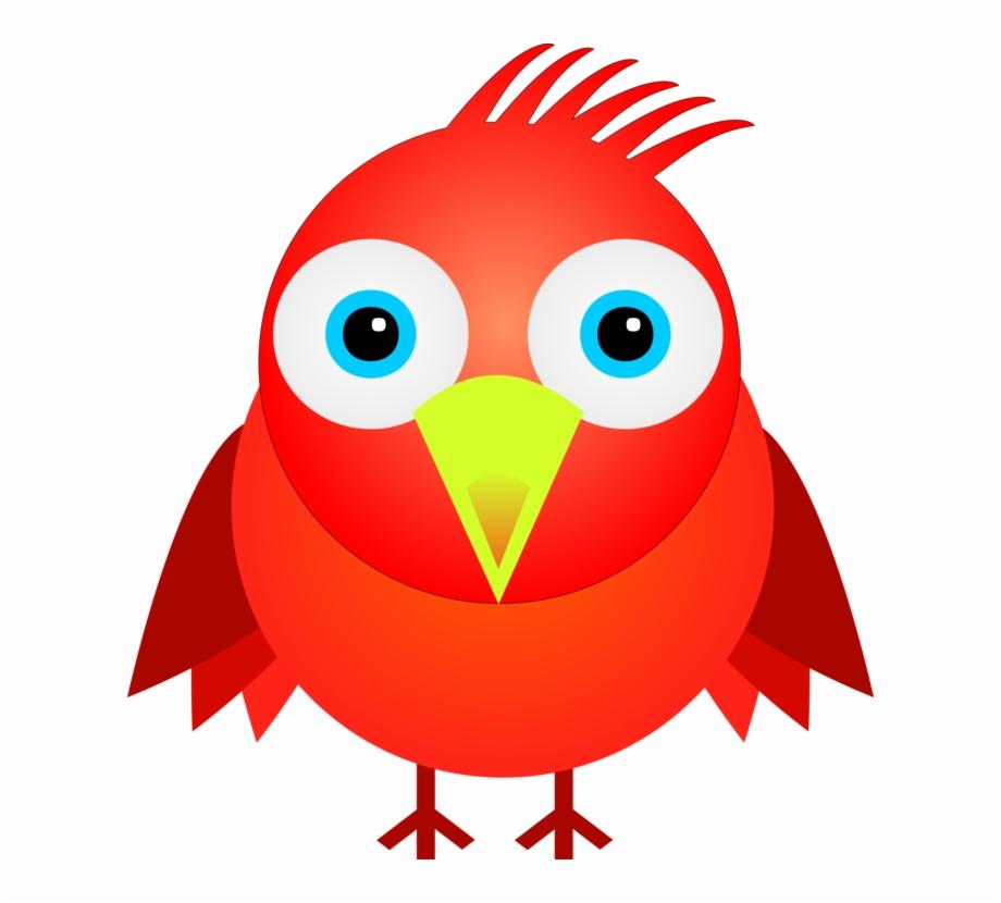 Red bird clipart free graphic transparent stock Cardinal Clipart Northern Cardinal - Red Birds Clip Art Free ... graphic transparent stock