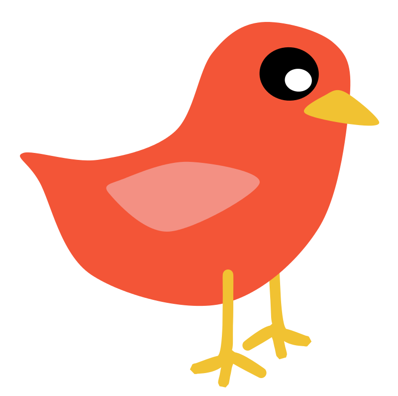 Red bird clipart free clip transparent stock Free Clipart: Red Bird | Scout | dog stuff | Bird clipart ... clip transparent stock
