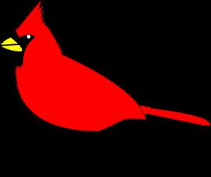 Red bird clipart free clip free library Cardinal Bird Clip Art at Clker.com - vector clip art online ... clip free library