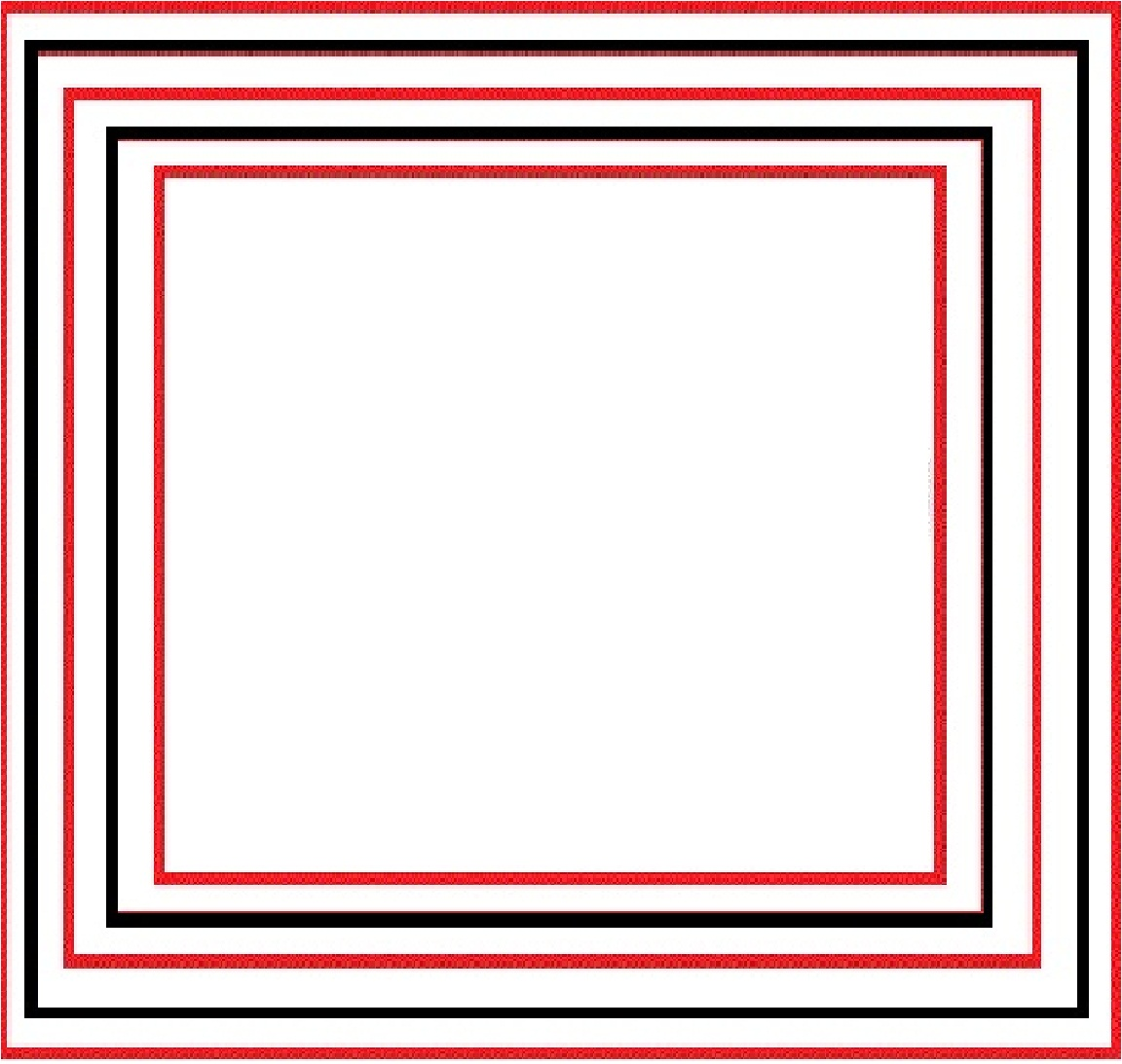 Red black frame clipart image free stock Printable Colorful Red Black Frame Page Borders Design HD ... image free stock