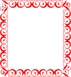 Red border clipart graphic transparent stock Red Frame Clipart | Free download best Red Frame Clipart on ... graphic transparent stock