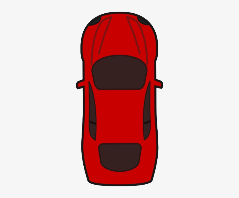 Red Car - Car Clipart Top View - Free Transparent PNG ... clipart free download