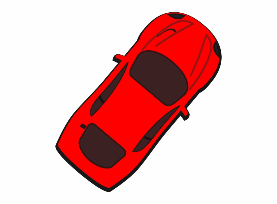 Red Car Top View Free PNG Images & Clipart Download #426733 ... png freeuse download