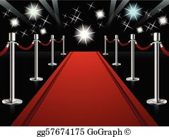 Red carpet clipart images clip art stock Red Carpet Clip Art - Royalty Free - GoGraph clip art stock