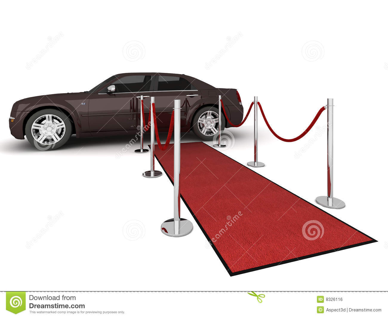 Red carpet clipart limousine picture free stock Red Carpet Limousine Illustration Royalty Free Stock Image ... picture free stock