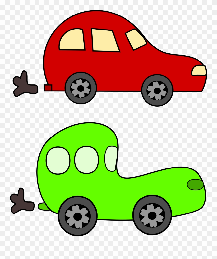 Red cars clipart picture free download Car Cartoon Clip Art Clipart Green And Red Cars - Red Car ... picture free download
