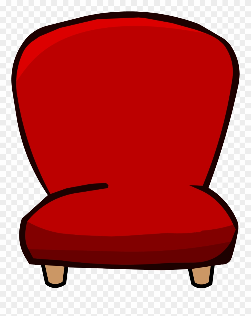 Red chair clipart png Clip Art Transparent Download Image Red Chair Png Penguin ... png