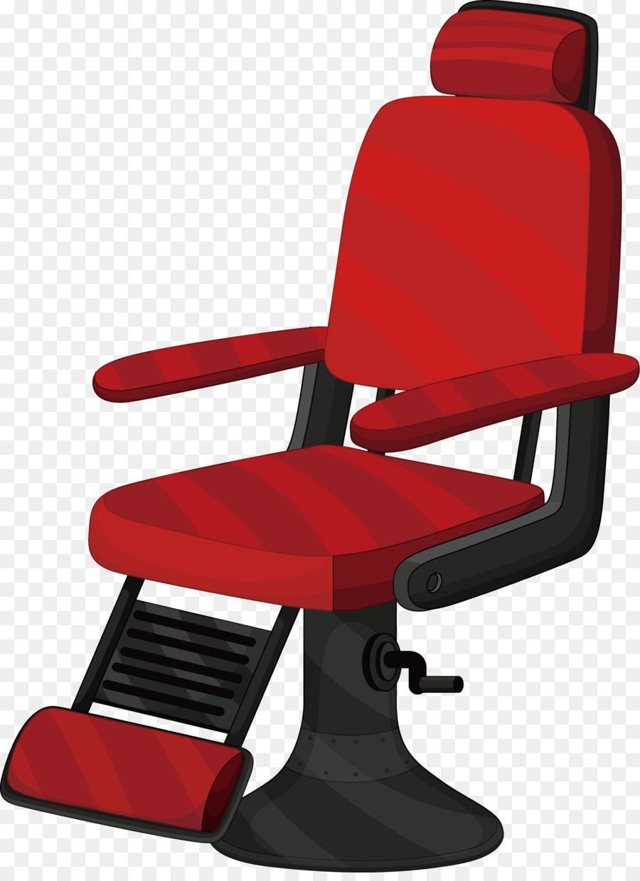 Red chair clipart vector free Barber Chair Clip Art - Red Chair Png Do #247292 - PNG ... vector free