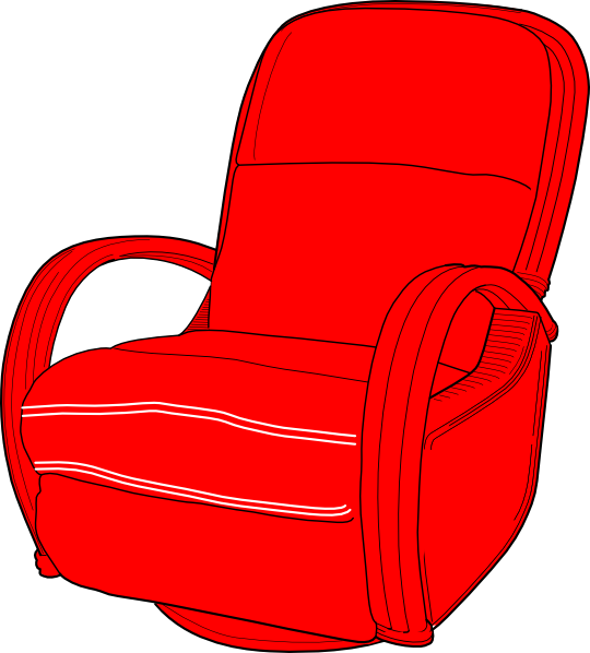 Red chair clipart image stock Lounge Chair Red clip art is | Clipart Panda - Free Clipart ... image stock