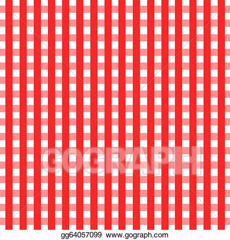 Clip Art - Checkered tablecloth. Stock Illustration ... png library download