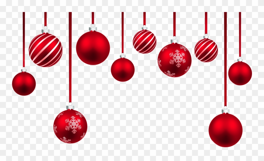 Red Christmas Balls Christmas Decore Women\'s Suits - Hanging ... jpg download