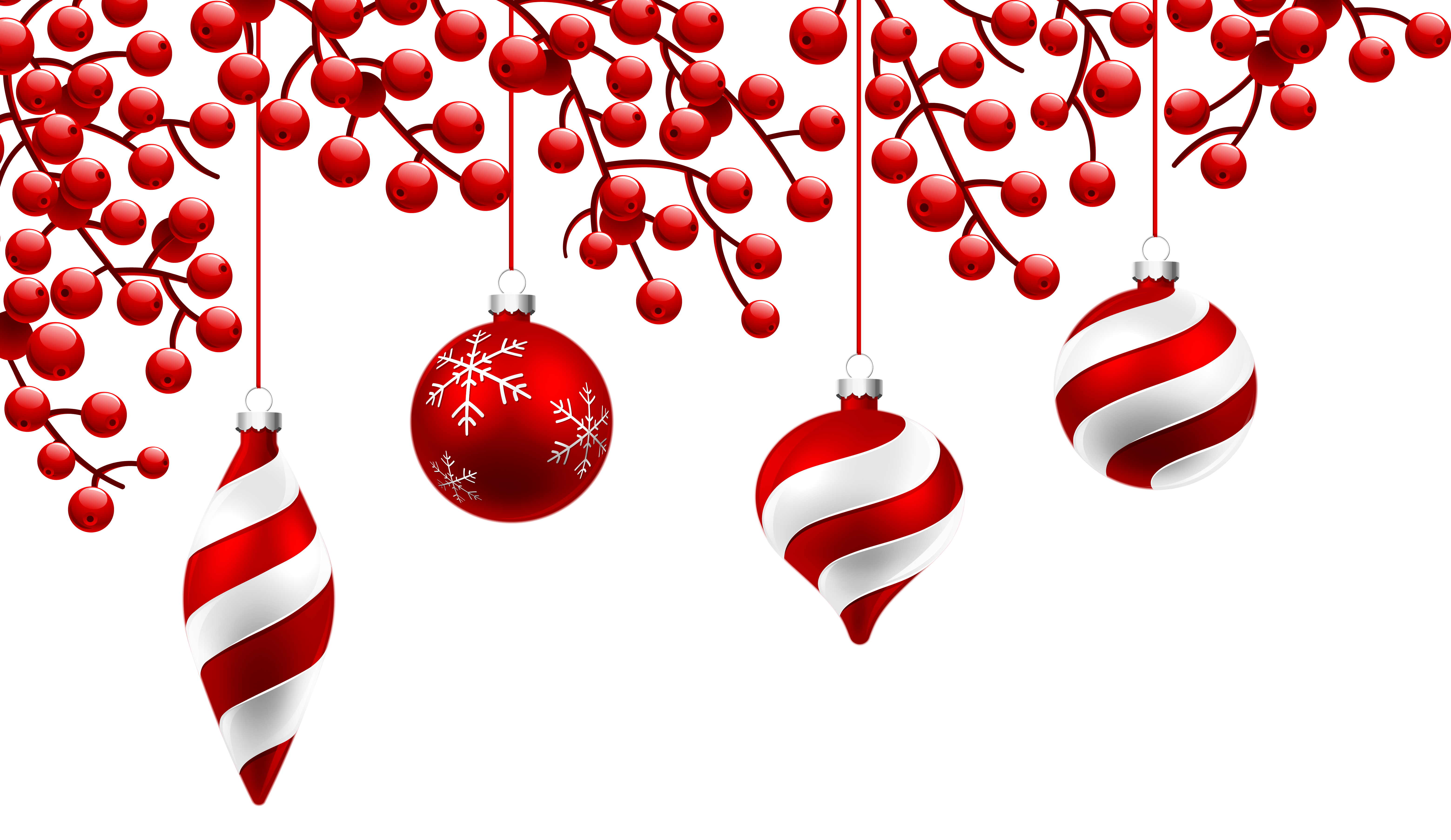 Red Christmas Decoration PNG Clipart Image | Gallery ... jpg royalty free library